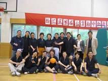 高一小学教工排球比赛纪实 作者 来源 谢鸣报道 摄影 赵英 -向心力